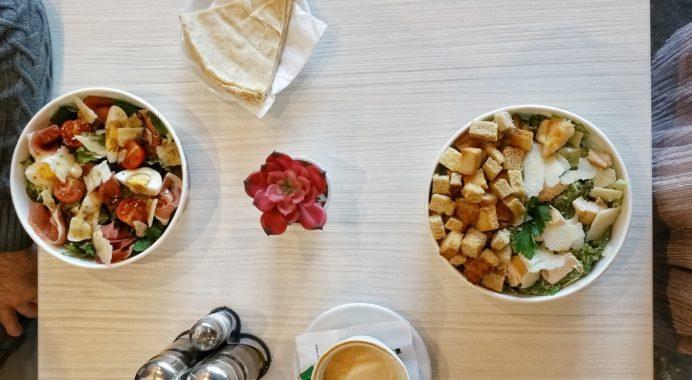 3 locuri unde găsești salate delicioase în Timișoara