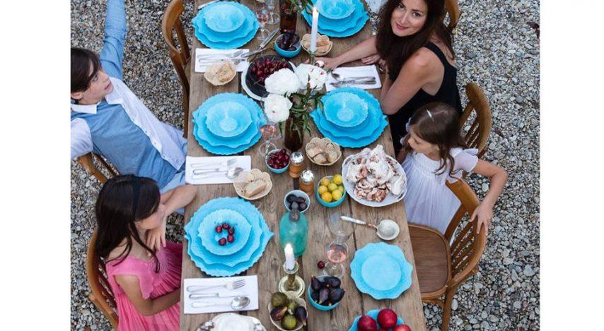 Oameni care mă inspiră: Mimi Thorisson – blogger culinar, mamă, iubitoare de natură