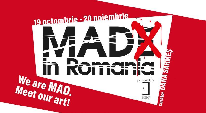 Mad(e) in Romania – un proiect-manifest. Cum se transpun în artă problemele societății românești de azi