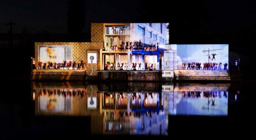Mai sunt câteva zile până când BEGA! prezintă Lumen. Se anunță a fi cel mai impresionant spectacol de lumini de pe Bega, cu peste 200 de persoane pe scenă!