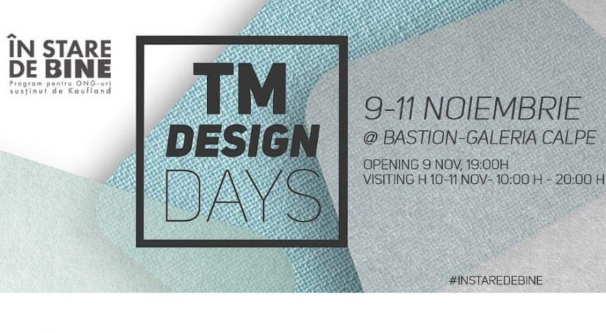 Inspirația de weekend: Timișoara Design Days 2018
