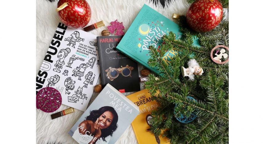 20 cărți de citit în perioada Sărbătorilor de Iarnă