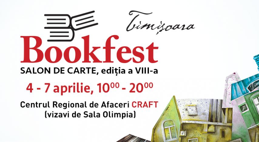 Bookfest aduce în Timișoara peste 30 de expozanți, cu peste 25.000 de cărți și reduceri între 10 și 80%. Și un prim concurs pentru cititori!
