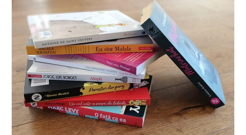 Concurs Bookfest nr.1: câștigă un voucher de cumpărături la Bookfest!