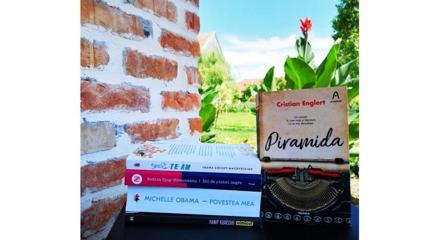 Care au fost cărțile lunii iunie pentru mine?