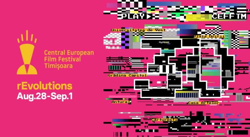#festivalmoodon episodul 3: Central European Film Festival Timișoara – se declanșează rEvoluții prin film. Dezbateri, cineconcert și proiecții de filme