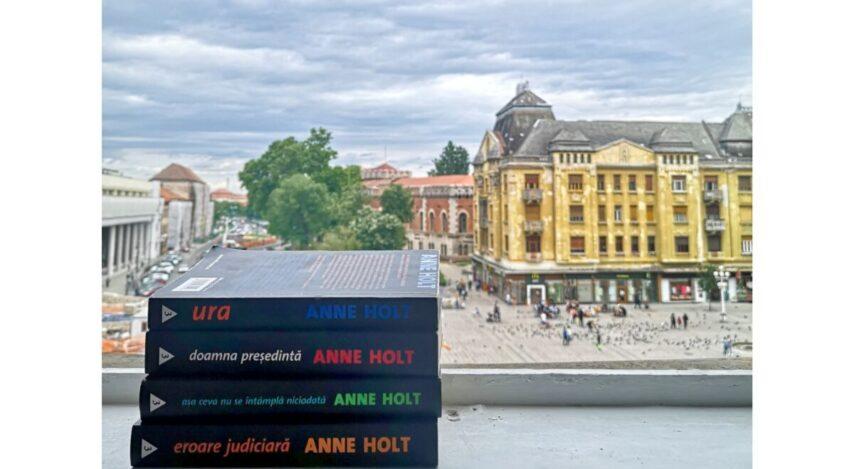 Ce cărți am citit în luna mai 2020?